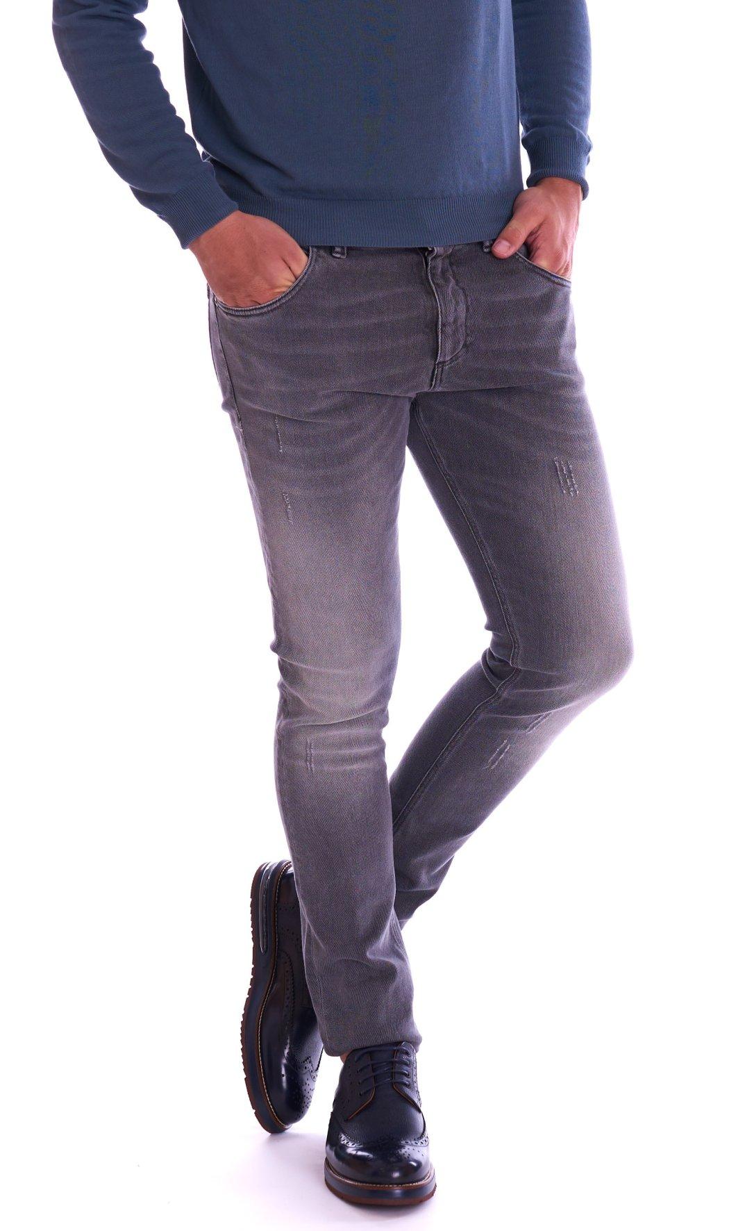 Trussardi Jeans Jeans Slim Uomo
