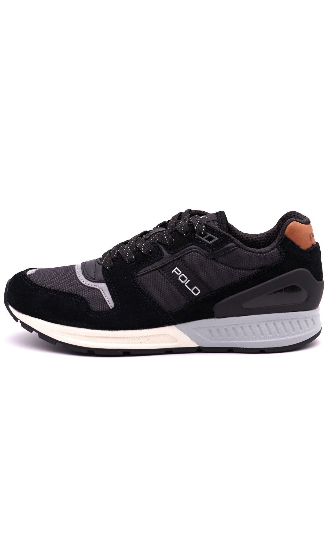 shoes Polo Ralph Lauren Train 100 black