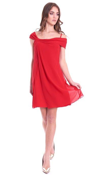 FABIANA FERRI SHORT DRESS
