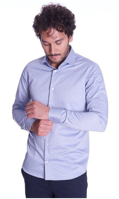 Camicie uomo Trussardi Jeans Brancaccio Mastricamiciai