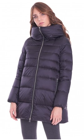 HOODED DOWN JACKET ADD